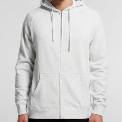 Sample image of plain AS Colour 5103 Official Zip Hoodie