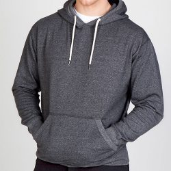 Sample image of plain Ramo F650HP Greatness Pull-on Hoodie